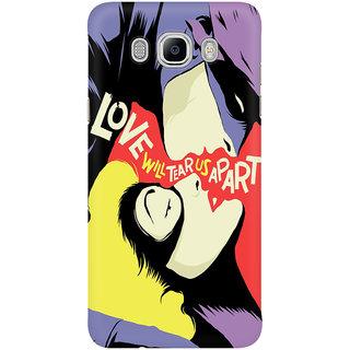 Dreambolic Love Vigilantes Reversed Mobile Back Cover