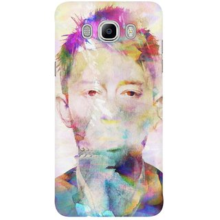 Dreambolic Thom Yorke1 Mobile Back Cover