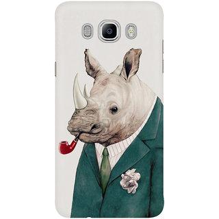 Dreambolic Rhinoceros Mobile Back Cover