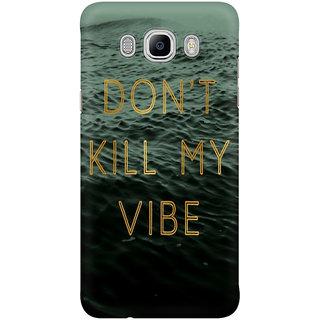 Dreambolic Vibe Killer Mobile Back Cover