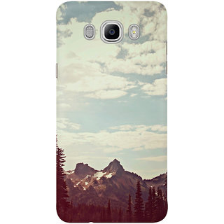 Dreambolic Vintage Mountain Ridge Mobile Back Cover