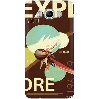 Dreambolic Vintage Mobile Back Cover