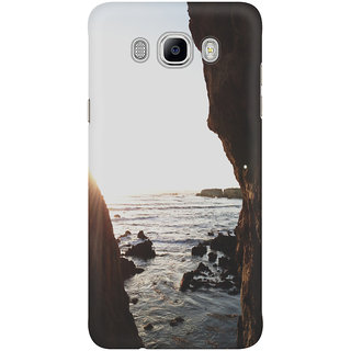 Dreambolic Shell Beach View Mobile Back Cover