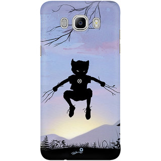 Dreambolic Wolverine Kid Mobile Back Cover