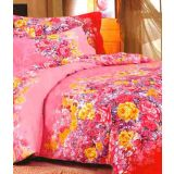 Furnix Platinum Double Bed Sheet With Two Pillow Covers D.No. 3156