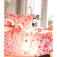 Furnix Platinum Double Bed Sheet With Two Pillow Covers D.No. 3154