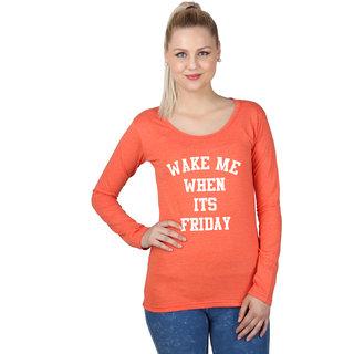 SayItLoud Women's Graphic Printed T Shirt