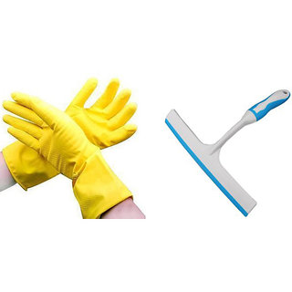 Window Wiper With Cleaning Glove: Buy Window Wiper With