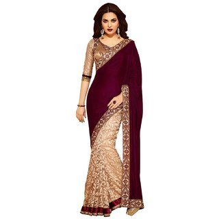RadadiyaTRD JALPARI  Womens Net Sarees