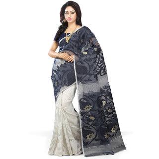 Bengal Handloom Jamdani Saree