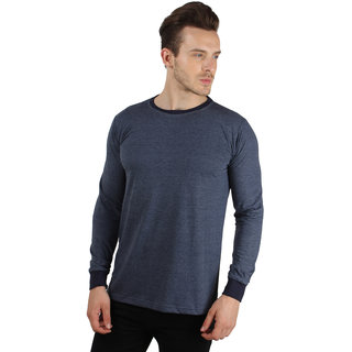 SayItLoud Men's Solid T Shirt