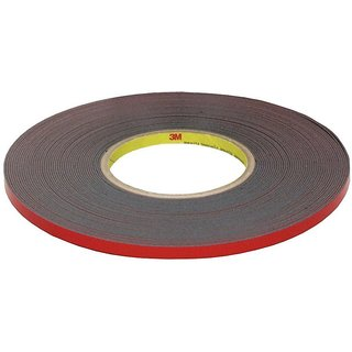 3M car sticker Auto Double Foam Faced Adhesive Tape 8mm 30 Meter Long