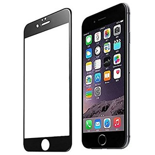 3d tempered glass for iphone 6/6s front black