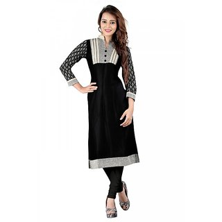 designer casual multi colour Poly Rayon kurti