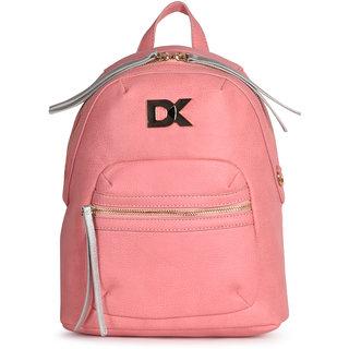 Diana Korr Pink Backpack