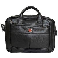 Rehan's Black Travel Bag for Men RI260