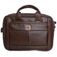 Rehan's Brown Travel Bag for Men RI251