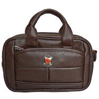 Rehan's Brown Travel Bag for Men RI259