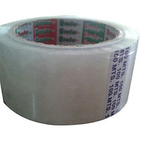 Set Of 2  Clear/Transparent Packing Tape - 2 Inches Wide 100 Mts Long