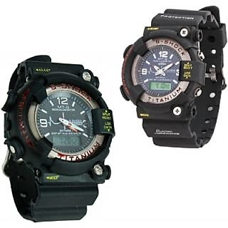 MTG Combo S Shock Analog-Digital sports Watch For Men by 7star