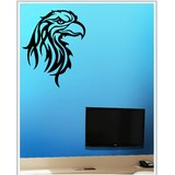 Gloob Decal Style Eagle Wall Sticker (15*16)