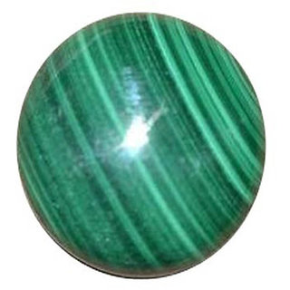 6.25 Ratti Natural Malachite GLI Certified Gemstone UNITVASMALA25
