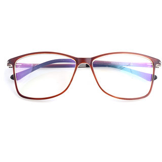 Derry Red Wayfarer Frame
