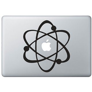 The Big Bang Theory - Decal for MacbookBy Block Print Company