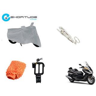 ESHOPITUDE-Bike Utility set of 4 pcs Combo-Yamaha MAJESTY