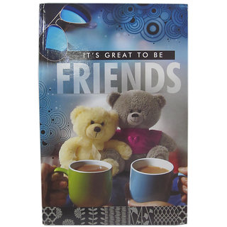 100 Lives are less for Our Beautiful Friendship Card