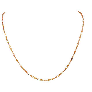 Moda Stella 24kt Lacker gold plated Link chain