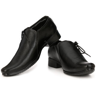 Mens look leather formal and party wear shoes