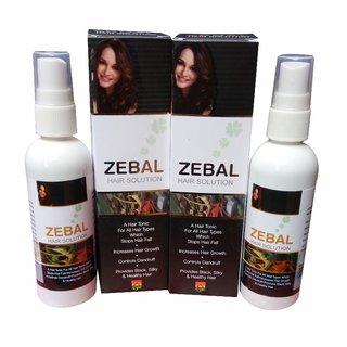 ZEBAL HAIR SOLUTION (PACK OF 2)