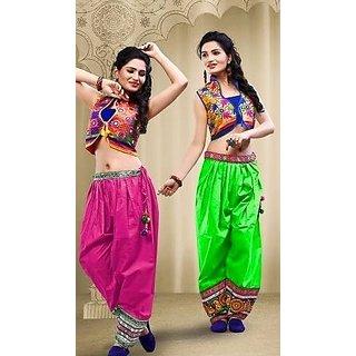 Women's Cotton Patiala Salwar Bottoms