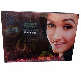 Coffee  Gold Facial Kit