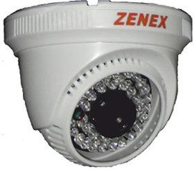 Zenex Cctv  HD Dome Camera 1.3 MP
