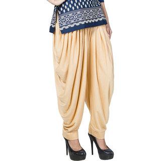 Women's Dhoti Salwa beige