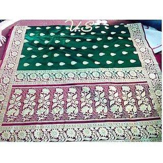 Pure Bnarasi Saree For Wedding