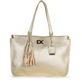 Diana Korr Gold Handbag DK88HGLD