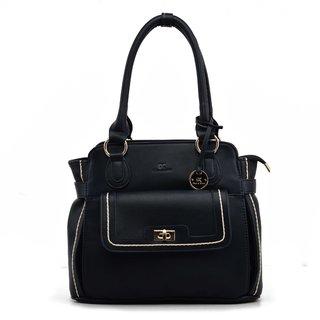 Diana Korr Blue Handbag DK20HBLU