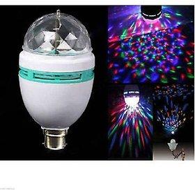 Original Disco Effect Led Bulb Party Light Full Color Rotating Lamp Unique Bulb
