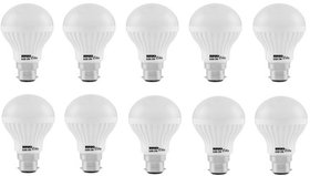 BRIO LITE B22 12 W LED BULB ( PACK OF 10 PCS WHITE )