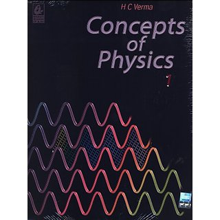 Concepts of Physics (Volume - 1) (English) 1st Edition