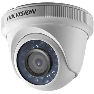 HIKVISION DS-2CE56C0T-IRP (1MP) Turbo HD 720P DOME CCTV Security Camera with Night Vision
