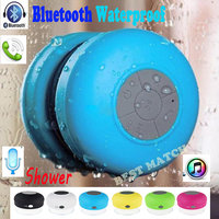 Portable New Bluetooth Speaker Subwoofer Shower Waterproof Wireless Handsfree