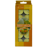 Branded Scented Sweet Melon Tea Light Candles Pack Of 1