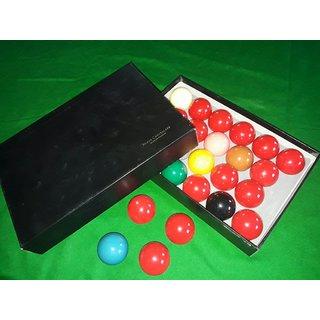 Super Crystalate snooker ball set