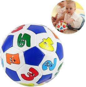 Baby Rubber Ball Educational Toy-Random Print