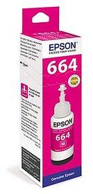 EPSON T6643 MAGENTA INK