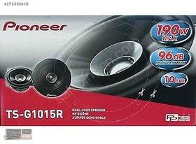 One Pair Pioneer TS-G1015R Car Dashboard Speaker 190w  (4inches)